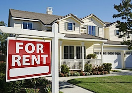 Single-family rents level off as home prices rise in March