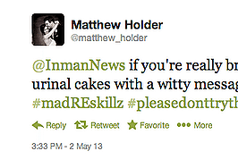 Urinal cakes, dog bones and more of this week's #madREskillz