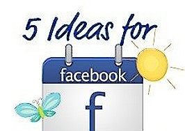 5 blog and Facebook page posts just in time for summer!