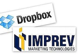 Imprev integrates Dropbox into marketing platform