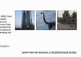 Walk Score's new neighborhood page offers marketing opportunity