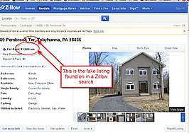 Sophisticated Zillow scam puts NAR and MLS on alert
