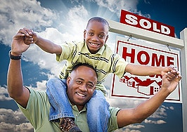 NAR: Sales of existing homes post first increase this year
