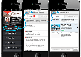 CoreLogic updates MLS app to let agents, clients work together