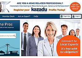 Referral service Kazadu.com launches