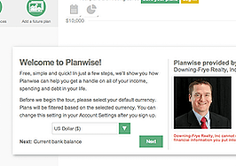NAR tech 'incubatee' Planwise rolls out features for real estate agents