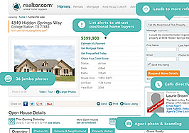 Realtor.com revamps pricing structure