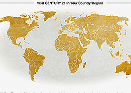 Century 21 launches multilingual, global website