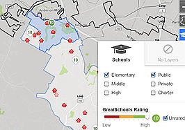 Zillow launches school boundary search tool