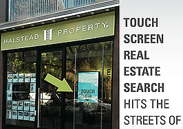 Scoop leads off the street with storefront touch screens