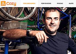 Cozy, rental management site for citizen landlords, raises $5M