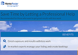HomeAway looking to land more rental listings with property management referral network