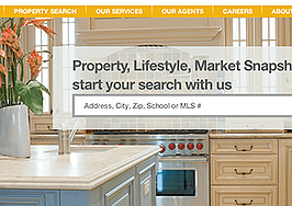 CRM baked into Hunt Real Estate ERA website that's powered by customized version of CoreLogic's Agent Achieve