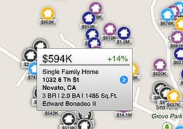 SmartZip mobile app identifies prospective sellers for real estate agents
