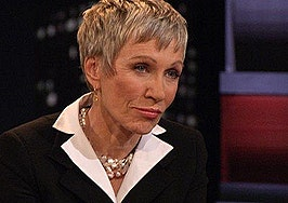 Barbara Corcoran, 'Shark Tank' star, says rejection helped build successful real estate career