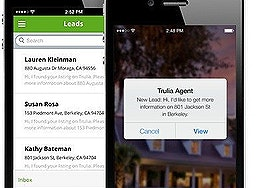 Trulia updates agent iOS and Android mobile app
