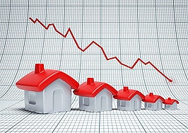 Existing-home supply increases as sales dip