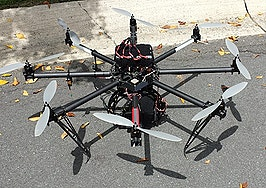 Real estate drone tours: Pioneers are learning on the fly