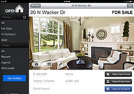 HomeFinder.com acquires Open Home Pro, maker of popular agent iPad app