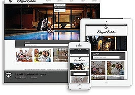 Homes.com offers responsive design website platform for agents