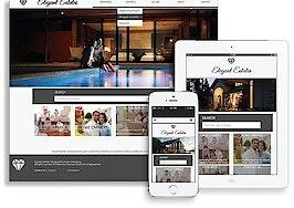 Homes.com offers responsive design website platform for agents