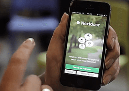 Nextdoor used by 'countless' real estate agents to cultivate leads