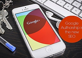 Google author authority will emerge as a dominant SEO factor