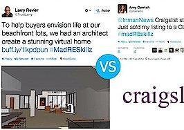 3-D models vs. Craigslist ads
