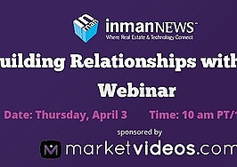 Building Real Estate Relationships with Video: Free webinar (recording)
