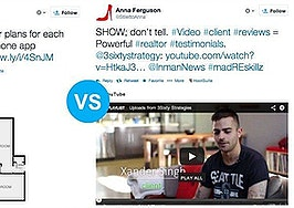 MagicPlan vs. video testimonials