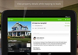 Trulia agent app now available for tablets