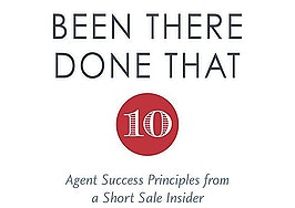 Melissa Zavala, short-sale specialist, shares 5 principles for agent success that apply equally in today's strong seller's market