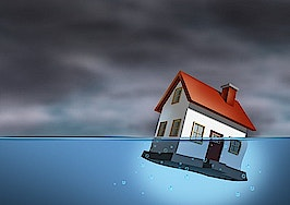 Nearly half of modified mortgages facing rate increases are underwater