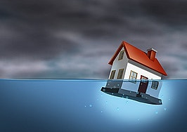 First-time homebuyer inventory is still underwater