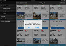 Auction.com iPad app lets real estate investors bid on homes from anywhere