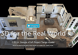 Matterport's 3-D virtual tours wow judges of Realogy FWD real estate startup competition