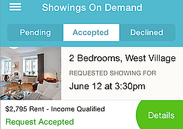 Naked Apartments, HouseCall and Curb Call serve up 'showings on demand' in spirit of Uber