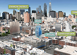 New York property search site's Google Earth implementation will knock your socks off