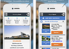 Showing Suite mobile app caters to real estate agents and clients on both sides of the deal
