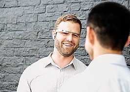 Google Glass helps Ideal Properties Group monitor underperforming agents