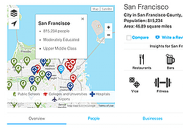FindTheBest aims to reveal 'true essence' of neighborhoods with 'Insights'