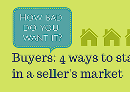 4 ways to make your buyers' purchase offer stand out from the pack