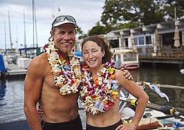 They made it! Trulia co-founder Sami Inkinen and wife complete 2,400-mile row to Hawaii