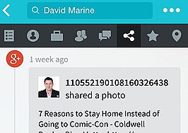Refresh is the free app every social agent must have on their phone