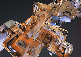 Brokerages offered free 3-D models that let buyers explore listings online