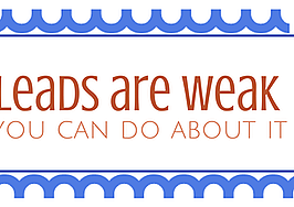 Why the quality of Internet leads will continue to decrease