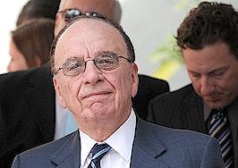 Zillow hunted by the fox, Rupert Murdoch