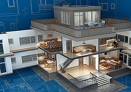 How 3-D is changing real estate