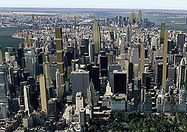 Manhattan real estate set records over the past decade, study shows