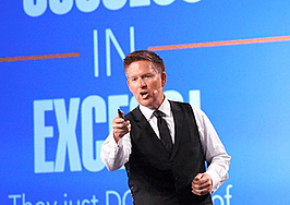 Real estate coach Tom Ferry launches 'The Hub,' a CRM and tech suite